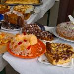 Kuchenverkauf auf dem KultArt